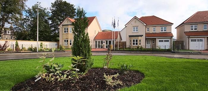 Cloughmill, Peebles - Haymarket Residential Project